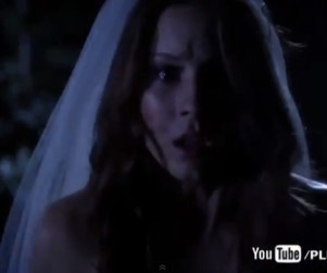 Pretty Little Liars Clips: Dressed Up, Falling Down