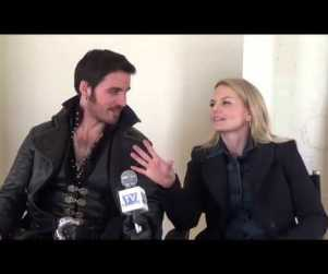 Once Upon a Time Set Scoop: Captain Swan, Evil Zelena & More!