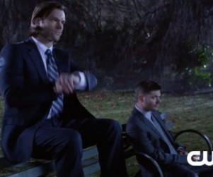 Supernatural Sneak Peek: What is Crowley Doing?!?
