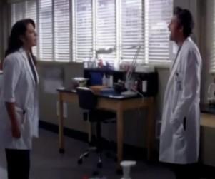Grey's Anatomy Sneak Peek: Callie vs. Derek!