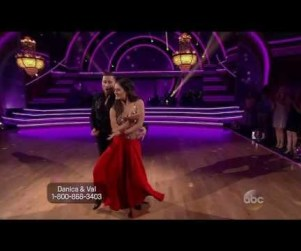 Dancing with the Stars Premiere: Who Scored?