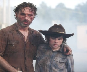 The Walking Dead Season Finale: First Looks!