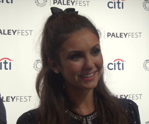 TVD Q&A: Nina Dobrev on Playing Multiple Roles, The Future of Delena and More