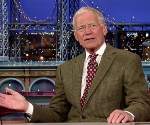 David Letterman Announces 2015 Retirement