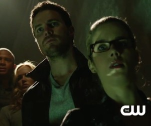 Arrow Sneak Peek: Welcome Home...
