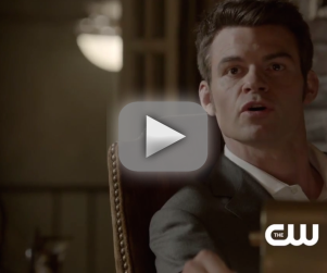 The Originals Sneak Peek: Being Book Smart?