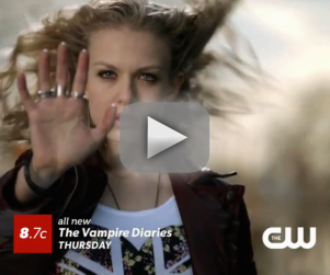 The Vampire Diaries Teaser: One Must Die