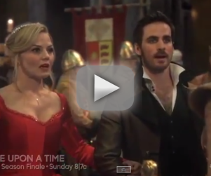 Once Upon a Time Sneak Peek: Meeting Leia and Charles