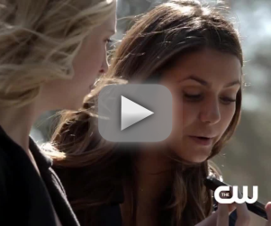 The Vampire Diaries Season Finale Promo: Project KABOOM!