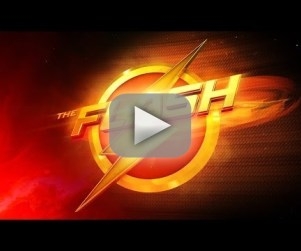 The Flash First Look: Take That, Arrow!