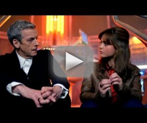 Doctor Who Season 8 Trailer: Into Darkness