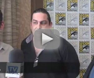 Scorpion at Comic-Con: From Real-Life to the Small Screen...