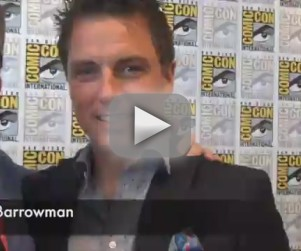 John Barrowman Teases Arrow Season 3, TV Fanatic Cameraman; Requires Co-Stars to Undress