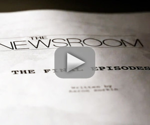 The Newsroom Season 3 Promo: Time to Quit?