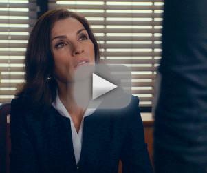 The Good Wife Season 6 Promo: Florrick/Agos... and Lockhart?