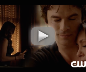 The Vampire Diaries Season 6 Trailer: Look Who's Kissing Stefan!