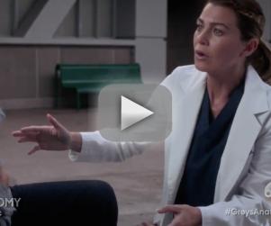 Grey's Anatomy Sneak Peek: Where Does It Hurt?