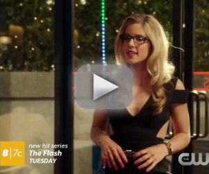 The Flash Season 1 Episode 4 Teaser: A Special Visitor