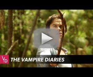 The Vampire Diaries Sneak Peek: Why is Damon So Happy?