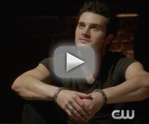 The Vampire Diaries Sneak Peek: What Will Enzo Say?