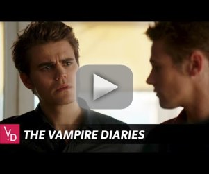 """The Vampire Diaries Producers Preview """"I Alone,"""" Damon and Elena's Special Day"""