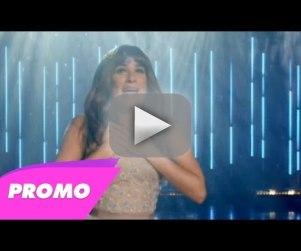 "Glee Season 6 Promo: Lea Michele Ready to ""Let It Go"""