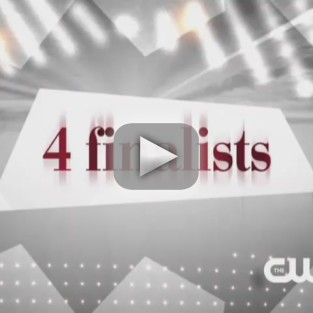 America's Next Top Model Promo & Clip: And Then There Were Four...