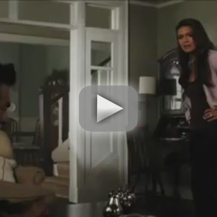 Pretty Little Liars Clip: What is Emily Afraid of?