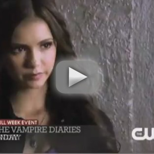 The Vampire Diaries Marathon: Starting Tonight!