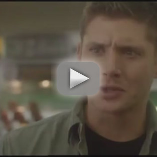 Supernatural Sneak Peek: Death & Dean
