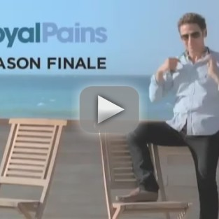 Royal Pains Season Finale Sneak Peeks: Welcome, Gilles Marini!