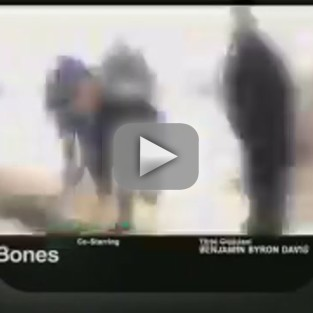 "Bones Promo: ""The Feet on the Beach"""