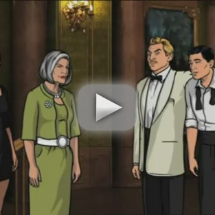 "Archer Preview: ""Jeu Monegasque"""