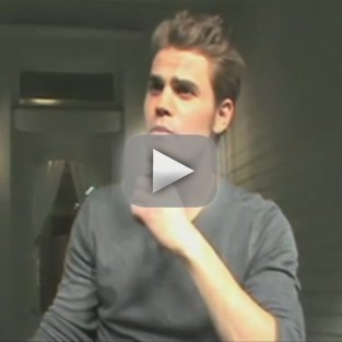 EXCLUSIVE: The Vampire Diaries' Paul Wesley Talks to TV Fanatic!