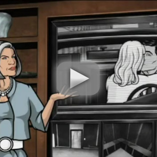 "Archer Season Two Finale Preview: ""Double Trouble"""