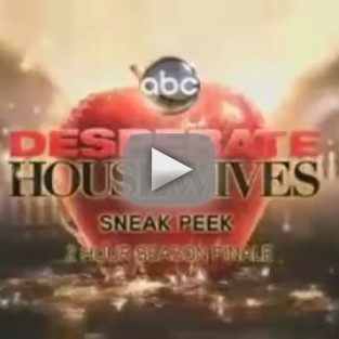 "Desperate Housewives Season Finale Sneak Peeks: ""Come On Over for Dinner"""