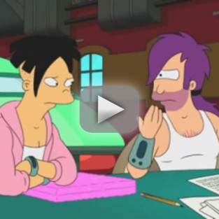 "Futurama Preview: ""Neutopia"""