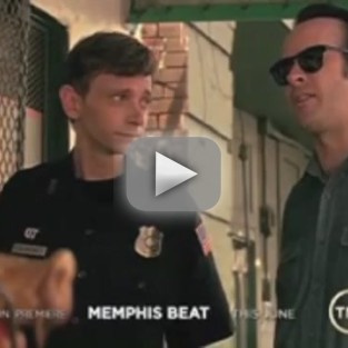 Memphis Beat Season 2 Preview: Watch Now!