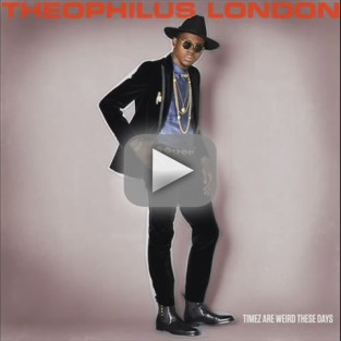 Theophilus London to Perform on 90210 Season Premiere