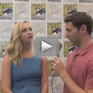 TV Fanatic Talks to Candice Accola: Comic-Con Exclusive!