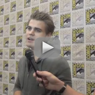 Vampire Diaries Exclusive: Paul Wesley on the Future of Stefan & Klaus