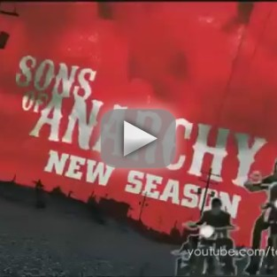 Sons of Anarchy Season 4 Trailer: First Footage