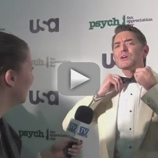 Timothy Omundson Previews Season Six of Psych: Exclusive Interview