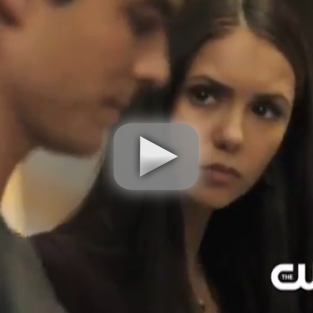 "Vampire Diaries ""Homecoming"" Clip: What's the Plan?"