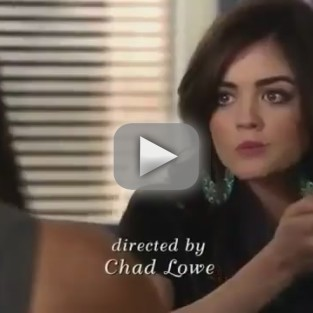 Pretty Little Liars Clips: Getting Testy