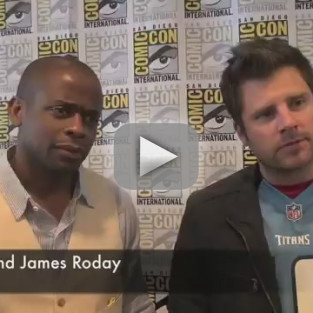 Psych Exclusives: Stars Speak on Comic-Con Costumes, Season 7 Guest Stars and More
