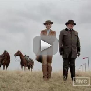 Hell on Wheels Season 2 Promo: Unfinished Business