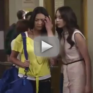 Pretty Little Liars Sneak Peeks: Turning the Paige?