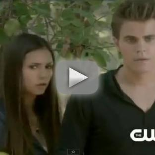 The Vampire Diaries Clip: A Lesson for Elena