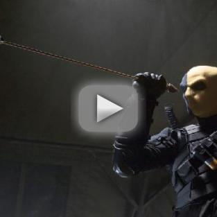 Arrow Episode Trailer: Under Arrest!